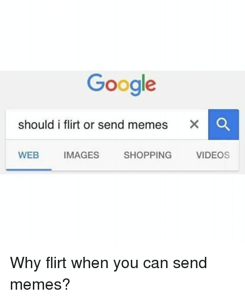 flirting signs he likes you meme youtube channel 1