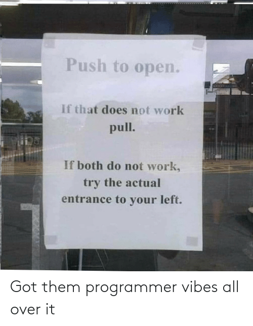 vibes: Got them programmer vibes all over it