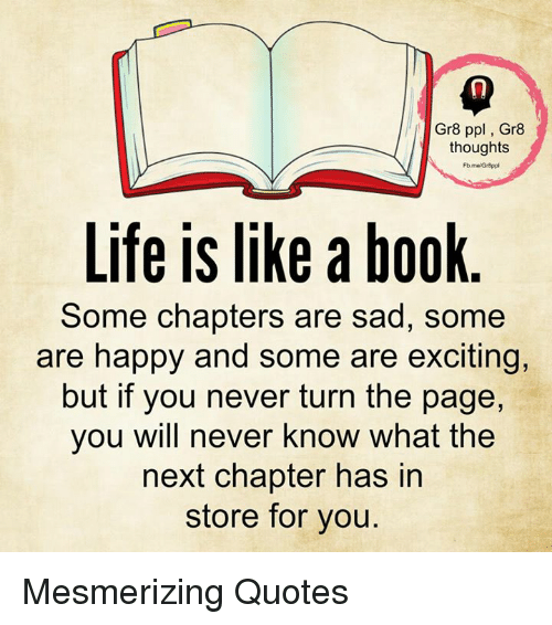 Mesmerizing Quotes For Fun: Funny Turn The Page Memes Of 2017 On SIZZLE