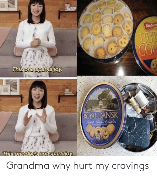 Cravings: Grandma why hurt my cravings