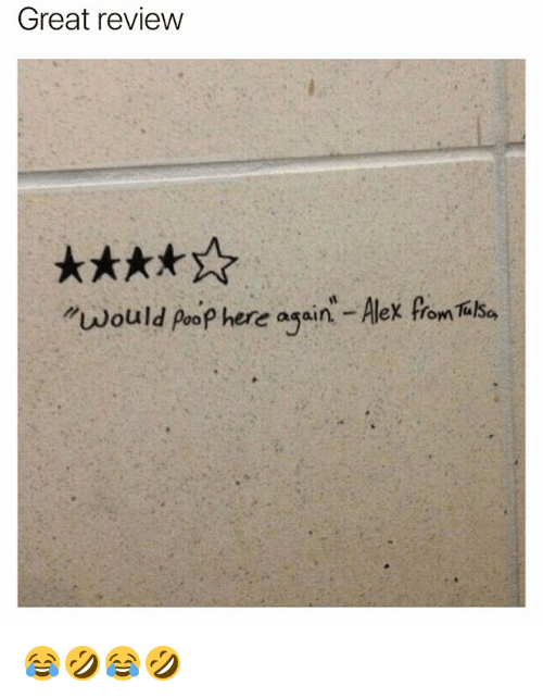 """Poopes: Great review  """"would pooP here azsin -Alex from ilha  again. 😂🤣😂🤣"""