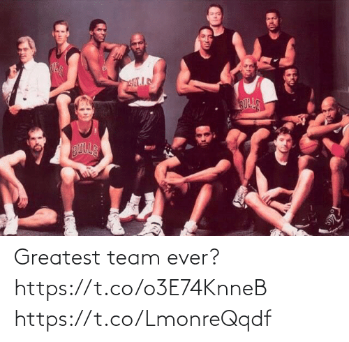 greatest: Greatest team ever? https://t.co/o3E74KnneB https://t.co/LmonreQqdf