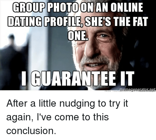 Group online dating