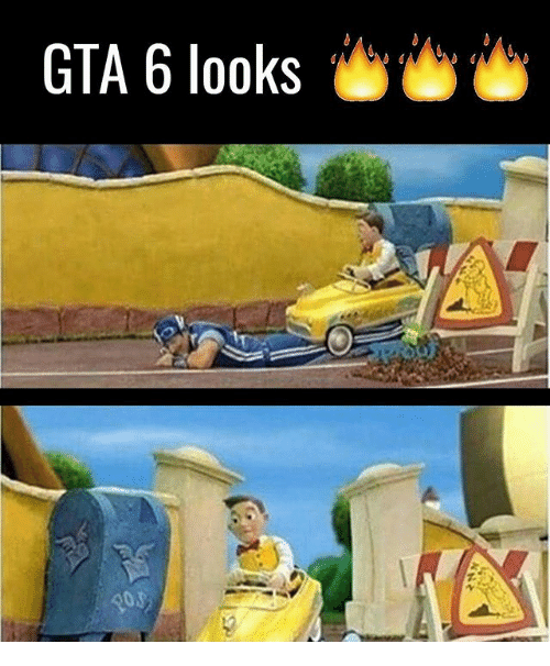 gta 6: GTA 6 looks