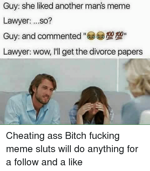 divorce dating meme about bitches