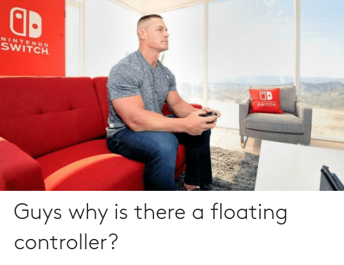 floating: Guys why is there a floating controller?