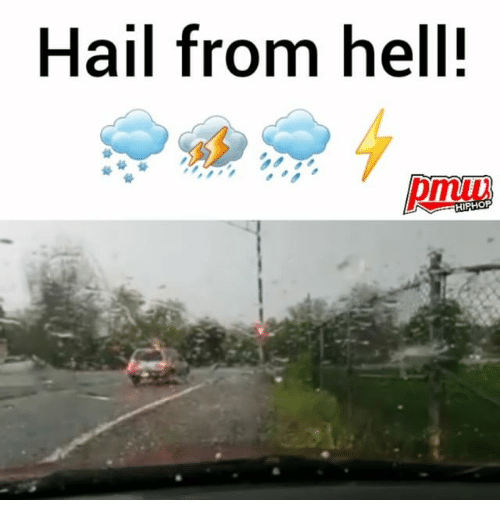 Memes, Hell, and Hiphop: Hail from hell!  HIPHOP
