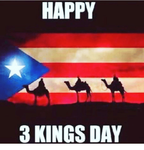HAPPY 3 KINGS DAY  Meme on SIZZLE
