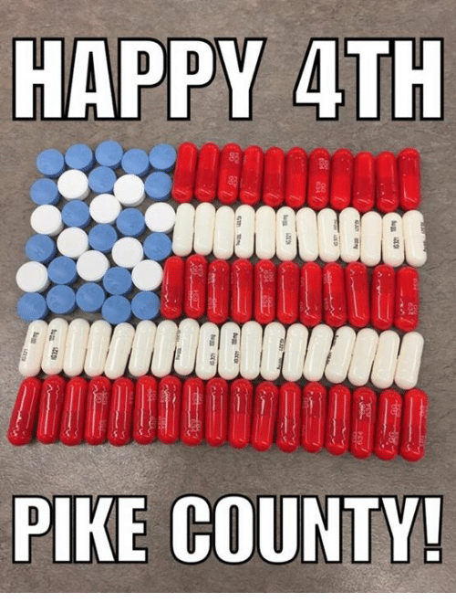 Pike County Kentucky: HAPPY 4TH  28  PIKE COUNTY