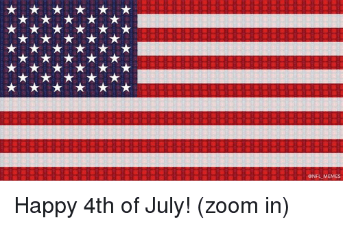 zoom ins: Happy 4th of July! (zoom in)