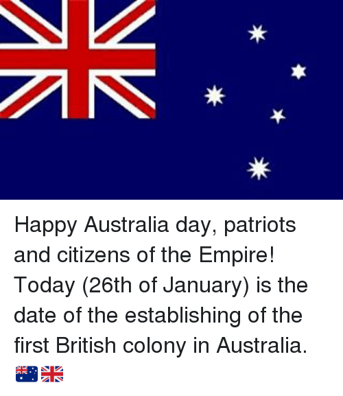 Date of today in Australia