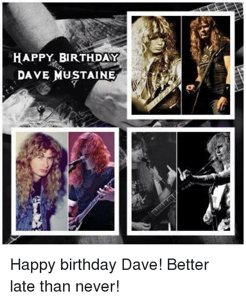 25+ Best Memes About Happy Birthday Dave