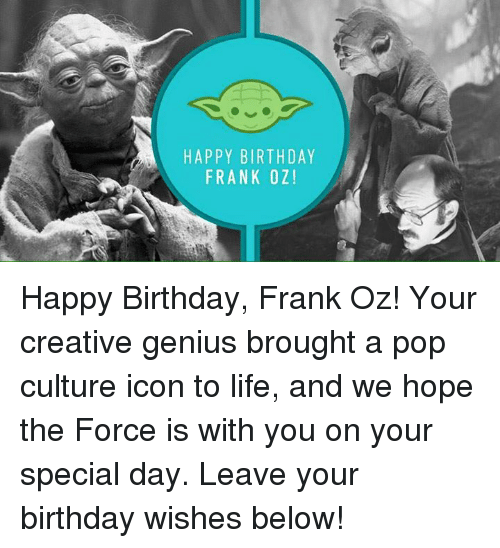Funny Star Wars Birthday Memes Of 2017 On SIZZLE