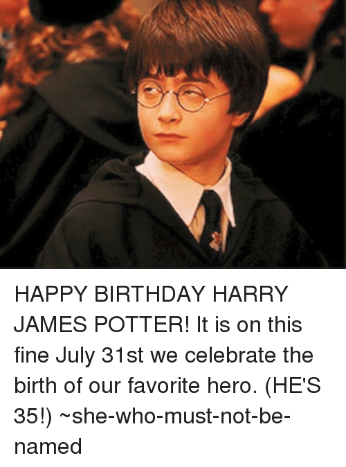 Happy Harry Potter Days 3 5: 25+ Best Memes About She Who Must Not Be Named