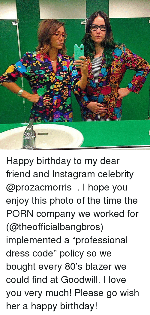 Happy Birthday Dear Friend Message Instagram To My And Celebrity