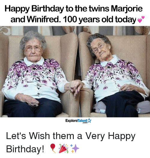 25+ Best Memes About Twins And Birthday