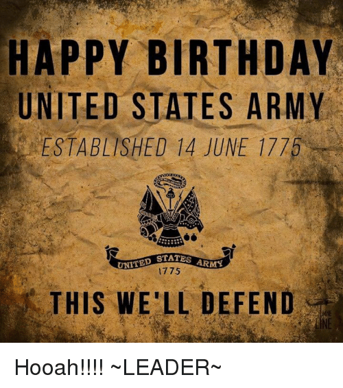 25+ Best Memes About Happy Birthday, Army, And Birthday