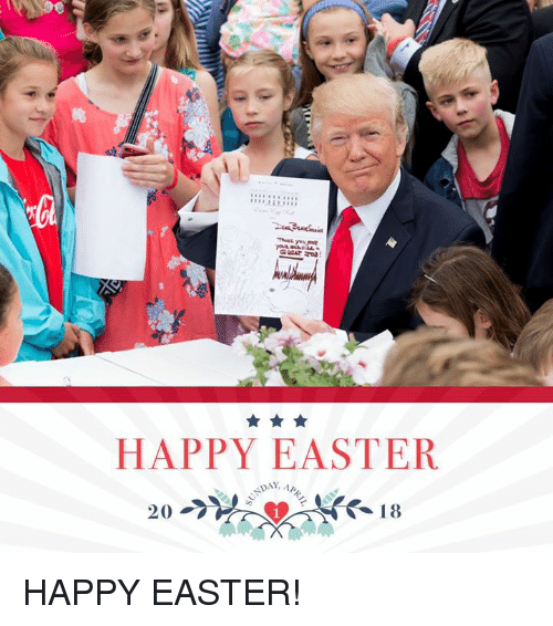Easter, Happy, and Day: HAPPY EASTER  DAY A HAPPY EASTER!