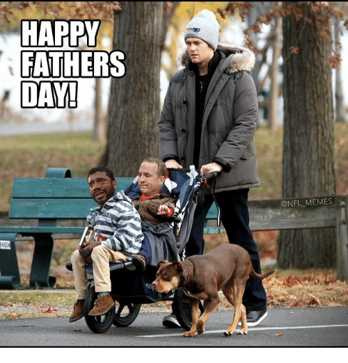 Happiness: HAPPY  FATHERS  DAY!  @NFL MEMES