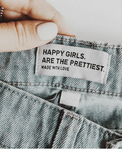 Happy Girls Are The Prettiest: HAPPY GIRLS.  ARE THE PRETTIEST  MADE WITH LOVE