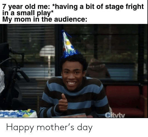 mother: Happy mother's day