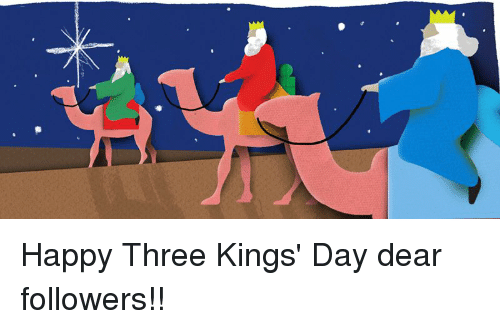 25  Best Memes About Three Kings Day  Three Kings Day Memes