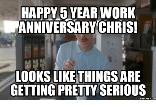 🔥 best memes about work anniversary meme work anniversary memes
