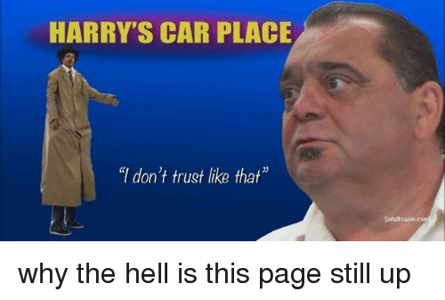 Harry S Car Place