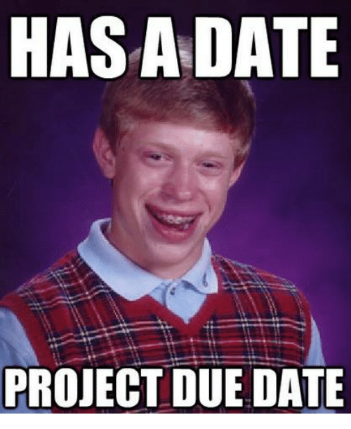 Dating, Date, and Engineering: HASADATE  PROJECT DUE DATE