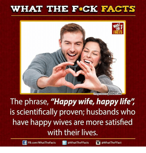 Happy Wife Happy Life Happy Husband It's So Unimportant ...