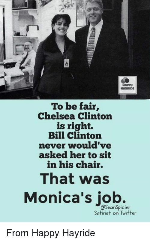 "bill clintons position on reproductive rights Feminism is the pursuit of equality in regards to women's rights  social change"" because bill clinton was  and i think that reproductive rights are."