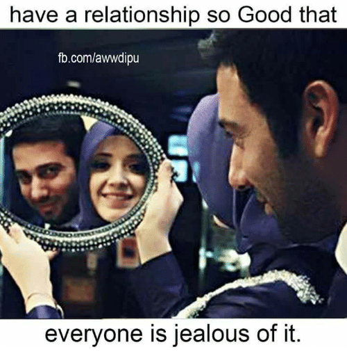 Is it good to be jealous in a relationship