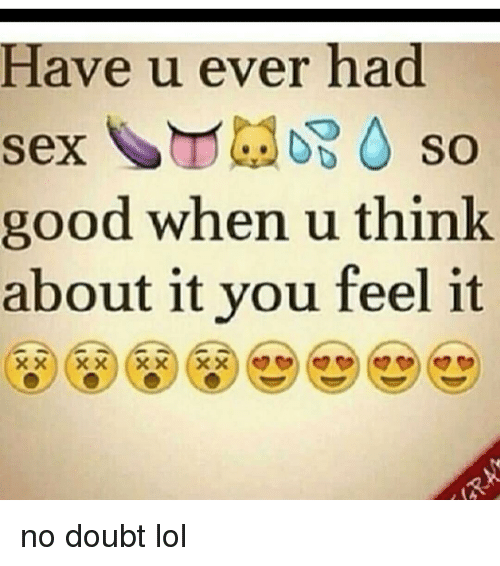 Ever Had Sex With Spanx On