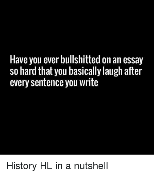 What to write,its basically an essay?