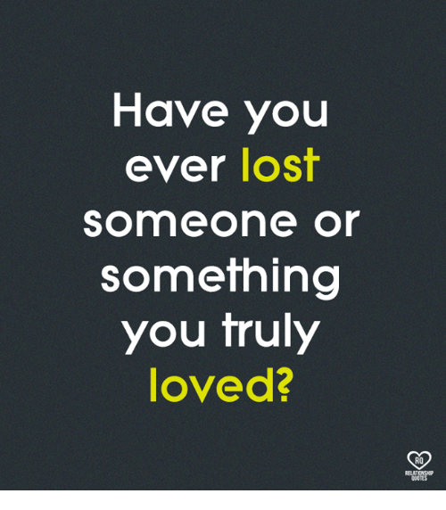 how to know if someone truly loved you