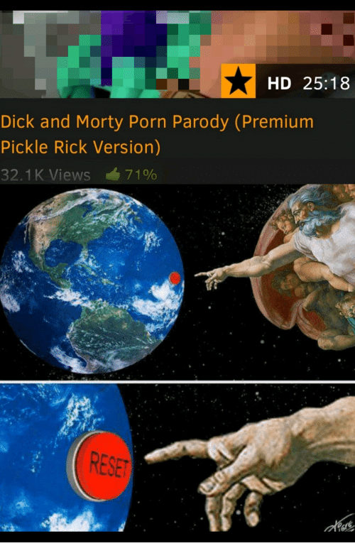 image Rick and morty porn parody quotdick and mortyquot