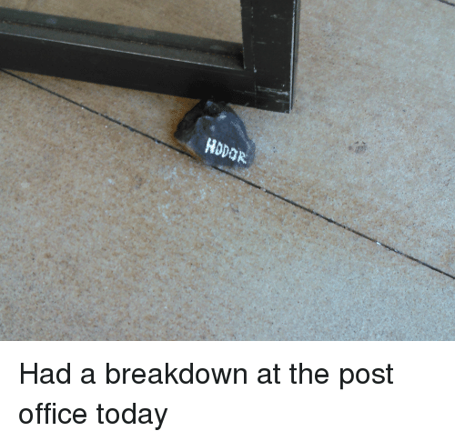Funny post office memes of 2016 on sizzle office - Post office working today ...