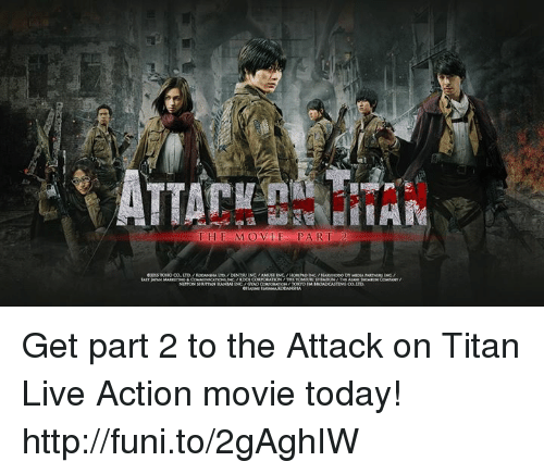25+ Best Memes About Attack On Titan Live Action