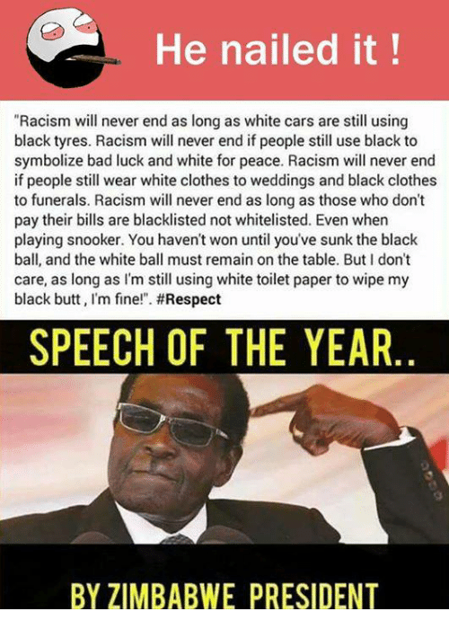 racism will never end essay In the end, your essay should have three things: logical argumentation, factual foundation and (it is very advisable) examples preferably personal ones – if you have ever encountered instances of racism of any kind, it may be very useful in your essay – for example, such things make for excellent introduction paragraphs.