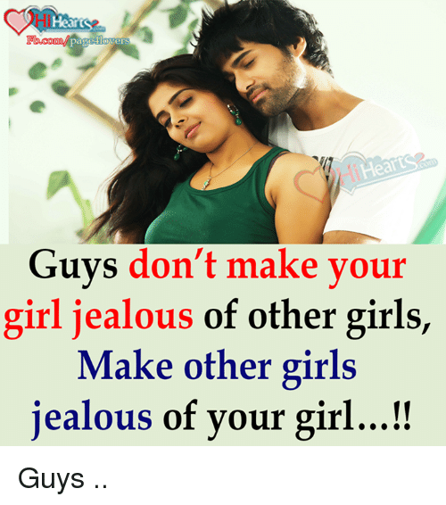 how to make other girl jealous