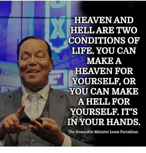 heaven and hellare two conditions of life you can make 25757591 heaven and hellare two conditions of life you can make a heaven