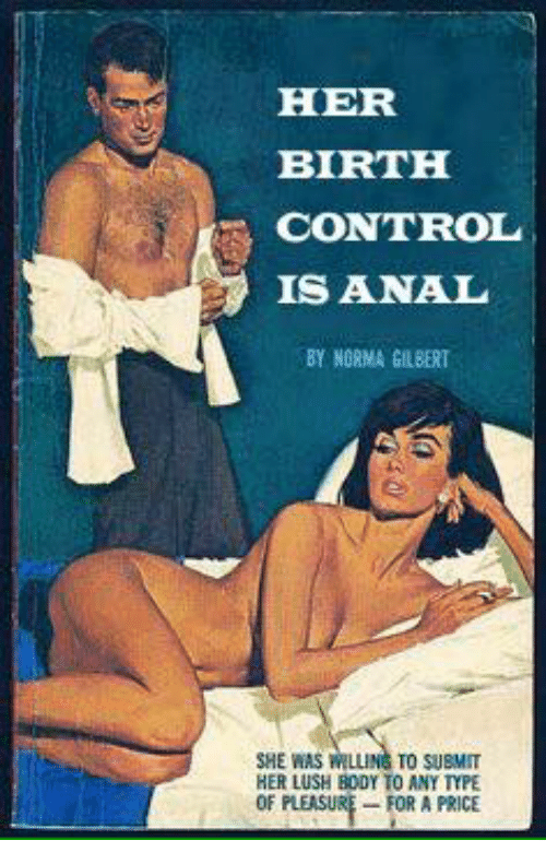 Remarkable, anal sex as birth control have