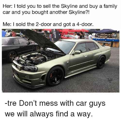 25+ Best Memes About Car Guys