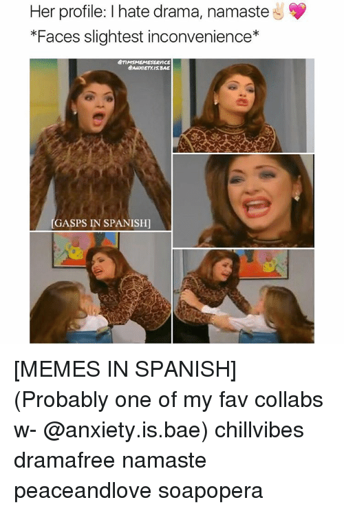Funny Memes In Spanish Memes Of 2017 On SIZZLE