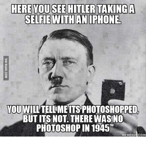 Jew Detector: 25+ Best Memes About Funny Hitler Photoshop