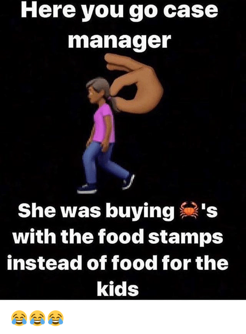 Go To Food Stamps
