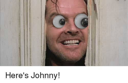 25 best memes about heres johnny heres johnny memes