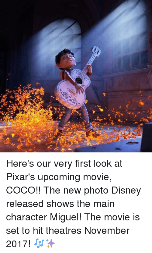 heres our very first look at pixars upcoming movie coco 10104116 here's our very first look at pixar's upcoming movie coco!! the