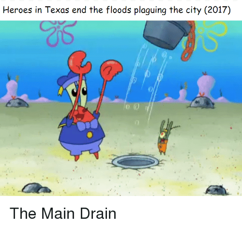 Heroes in Texas End the Floods Plaguing the City 2017 ...