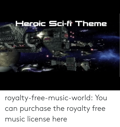 sci: Herpic Sci-fr Theme royalty-free-music-world:  You can purchase the royalty free music license here